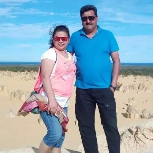 Aastha Gill Parents